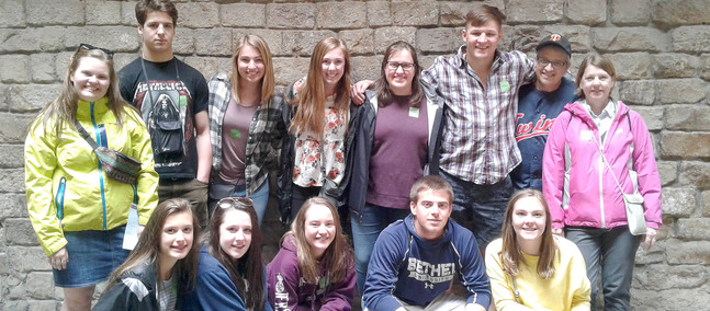 Spanish experience memorable for students