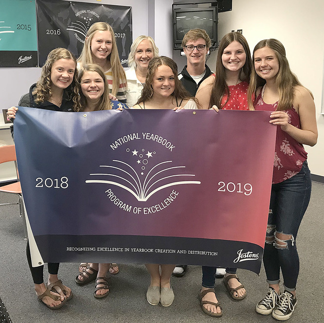 Yearbook earns excellence award