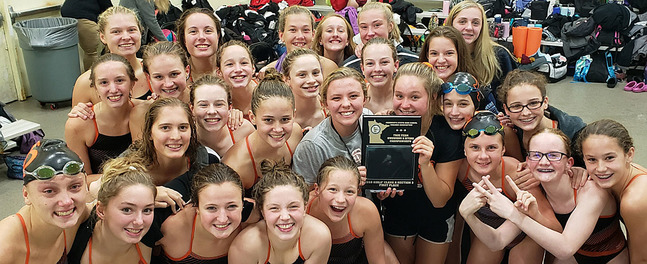 DHS earns True Team section title