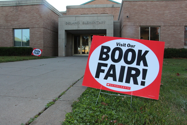 Book fair approaches