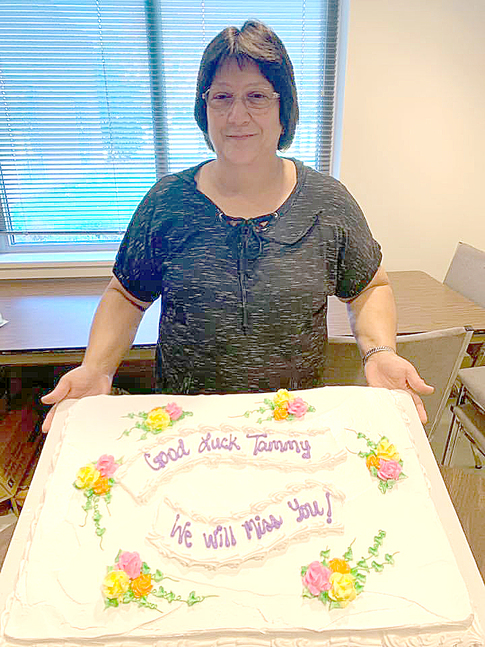 Farewell to 'a fabulous paraprofessional'