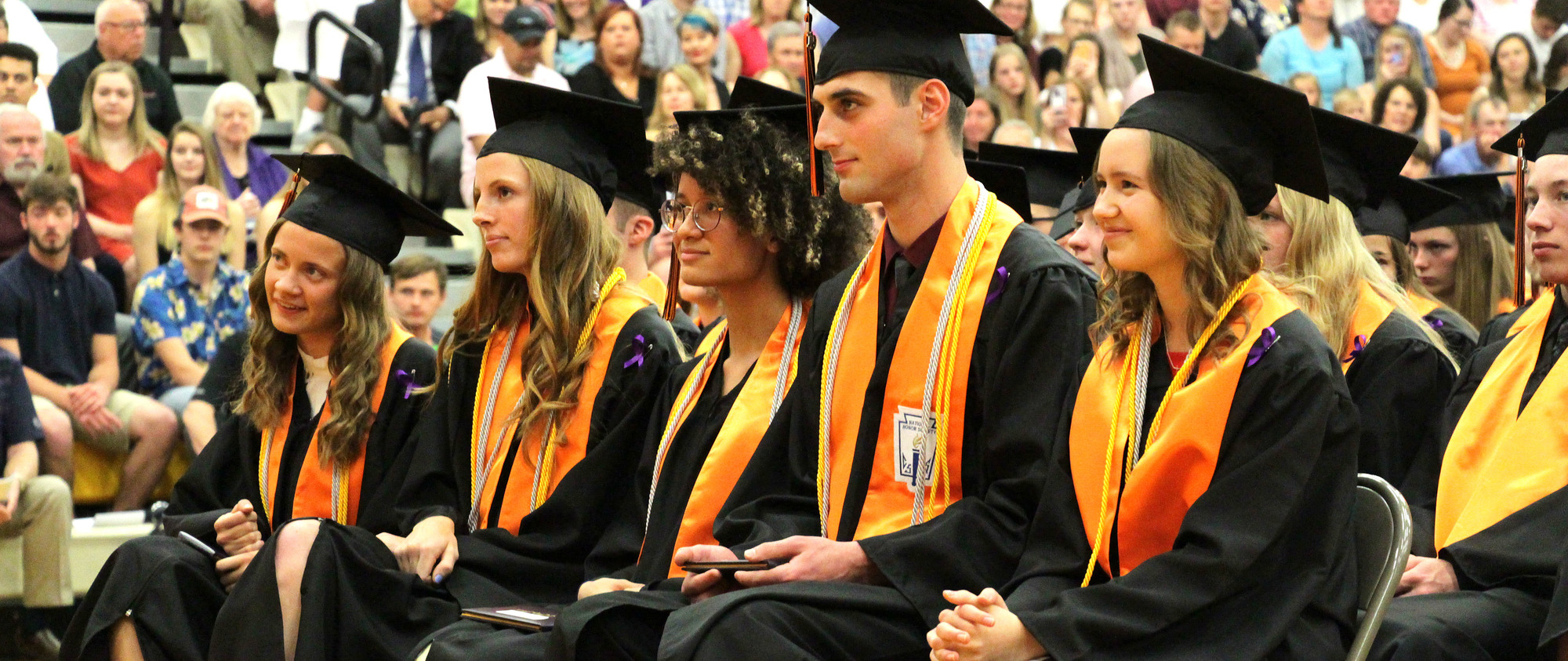 DHS holds 125th commencement