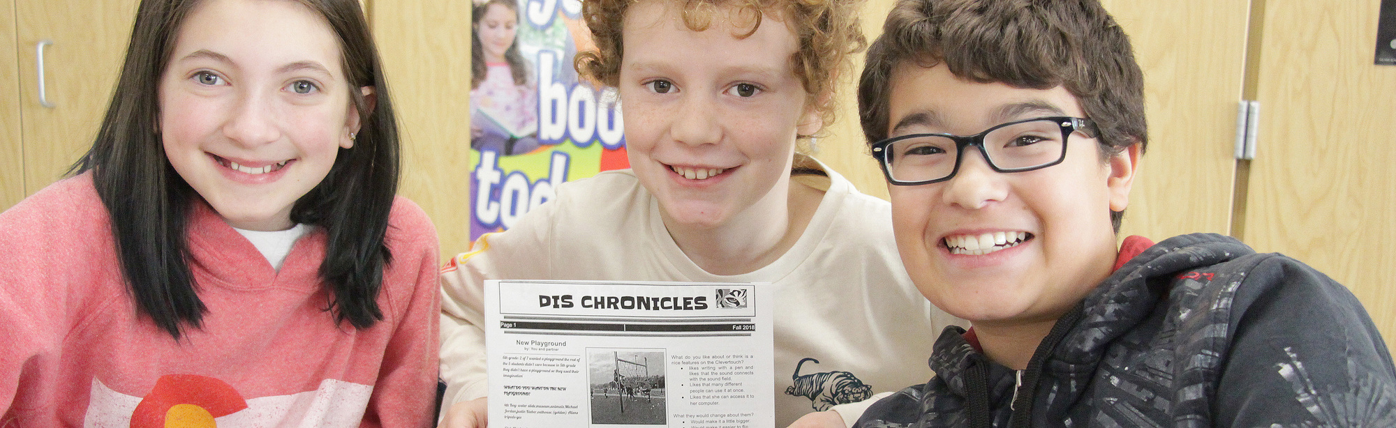 New school newspaper launches