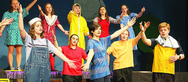 Spring musical, 'Charlie Brown,' runs April 6-7