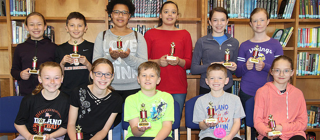 Top 12 AR readers honored